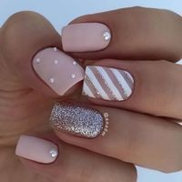 pink white pearls class