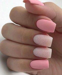 matte pink glitz class