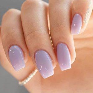 pastel purple short
