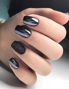 classy chrome black