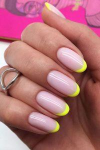 2020 neon yellow