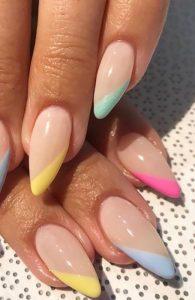 2020 pastel rainbow