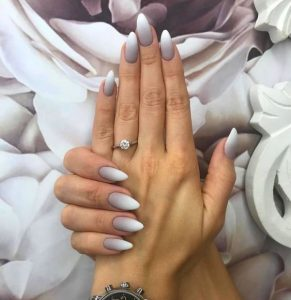 classy neutral ombre