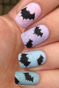 halloween pastels