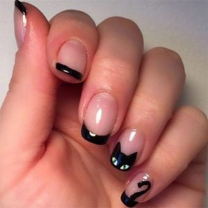 halloween black cats