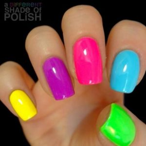candy color bright colors